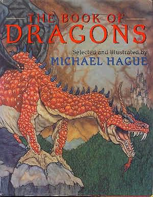 book cover of The Book of Dragons