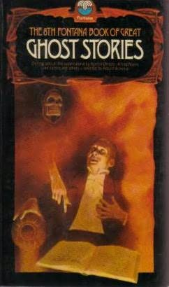 book cover of The 8th Fontana Book of Great Ghost Stories