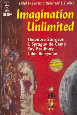 book cover of Imagination Unlimited