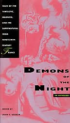 book cover of Demons of the Night
