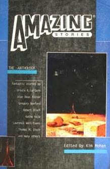 book cover of Amazing Stories
