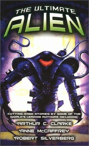 book cover of The Ultimate Alien