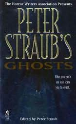book cover of Peter Straub\'s Ghosts