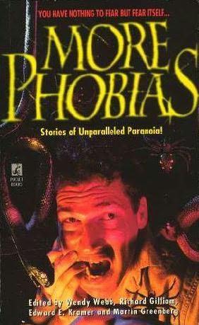 book cover of More Phobias