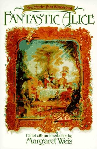 book cover of Fantastic Alice