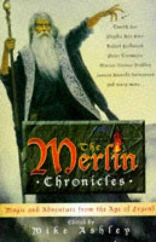book cover of The Merlin Chronicles