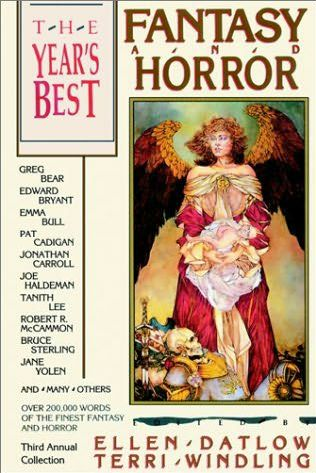 book cover of The Year\'s Best Fantasy and Horror Third Annual Collection