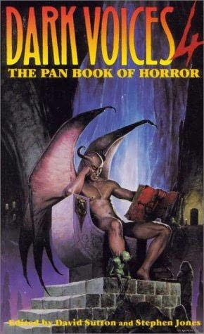 book cover of Dark Voices 4