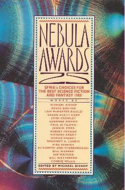 book cover of Nebula Awards 25