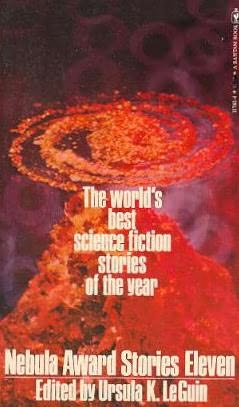 book cover of Nebula Award Stories 11