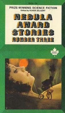 book cover of Nebula Award Stories 3