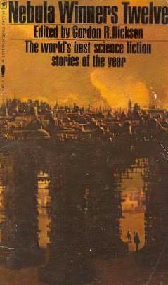 book cover of Nebula Winners 12