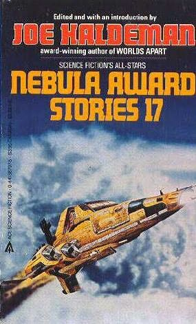 book cover of Nebula Award Stories 17