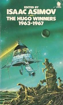 book cover of The Hugo Winners 1963-1967