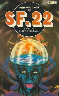 book cover of New Writings in SF 22