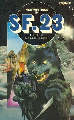 book cover of New Writings in SF 23
