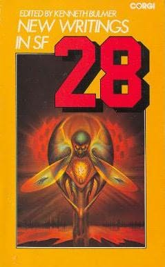book cover of New Writings in SF 28