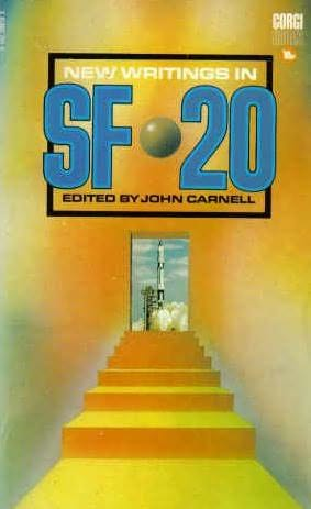book cover of New Writings in SF 20