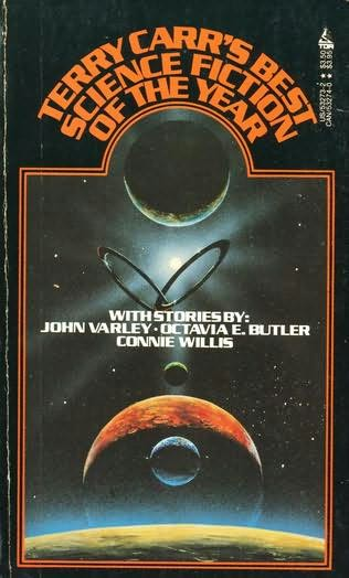 book cover of Terry Carr\'s Best Science Fiction of the Year 14
