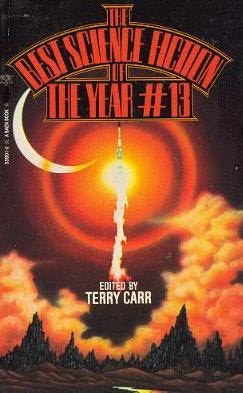 book cover of The Best Science Fiction of the Year 13