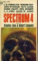 book cover of Spectrum 4