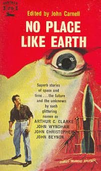 book cover of No Place Like Earth