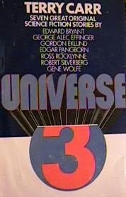 book cover of Universe 3