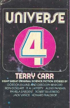 book cover of Universe 4