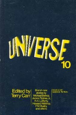 book cover of Universe 10