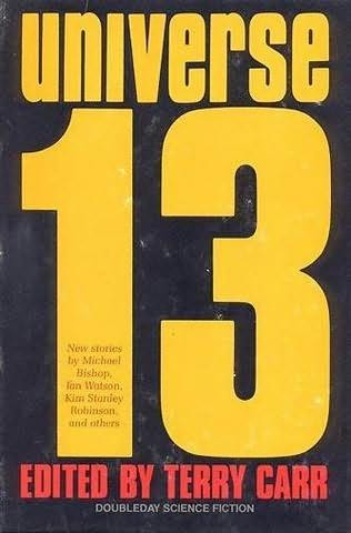 book cover of Universe 13