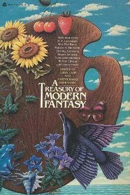 book cover of A Treasury of Modern Fantasy