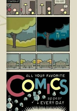 book cover of McSweeney\'s Mammoth Treasury of Thrilling Tales: Comics Issue