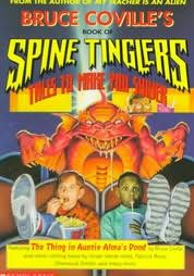 book cover of Bruce Coville\'s Book of Spine Tinglers
