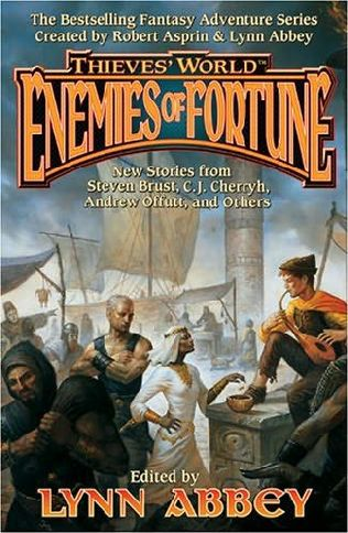book cover of Enemies of Fortune
