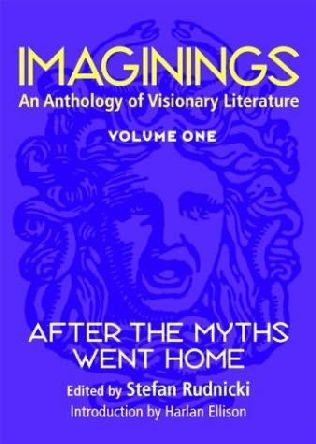 book cover of Imaginings: After the Myths Went Home v. 1
