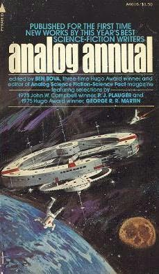 book cover of Analog Annual