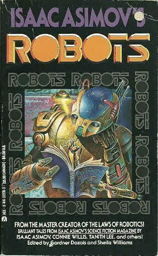 book cover of Isaac Asimov\'s Robots