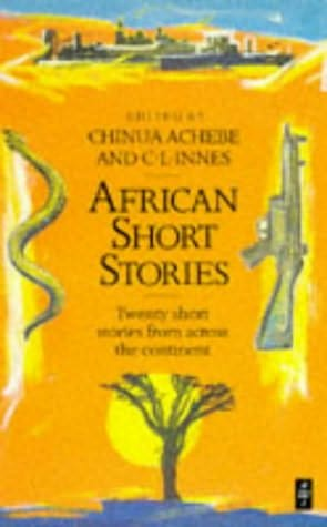 book cover of African Short Stories