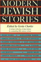 book cover of Modern Jewish Stories