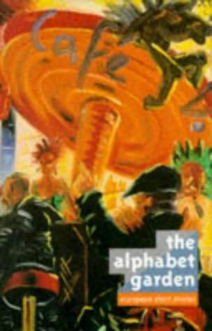 book cover of The Alphabet Garden