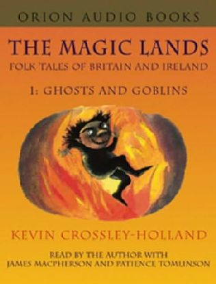 book cover of Ghosts and Goblins