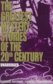 book cover of The Greatest Mystery Stories of the 20th Century
