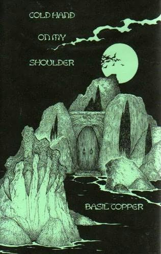 book cover of Cold Hand On My Shoulder