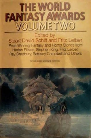 book cover of The World Fantasy Awards Volume Two