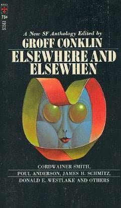 book cover of Elsewhere and Elswhen