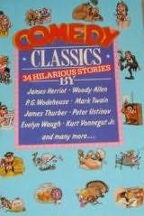 book cover of Comedy Classics