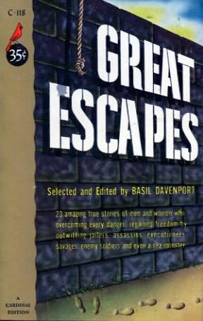 book cover of Great Escapes