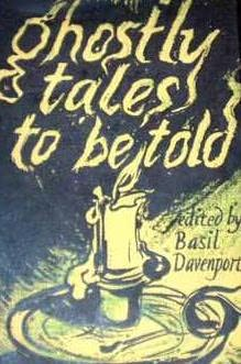 book cover of Ghostly Tales To Be Told