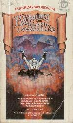 book cover of Barbarians and Black Magicians