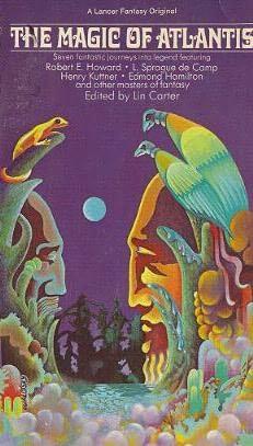 book cover of The Magic of Atlantis